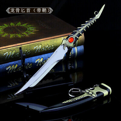 1:2 1/2 Dragonglass dagger Longclaw sword Game of Thrones weapon snow