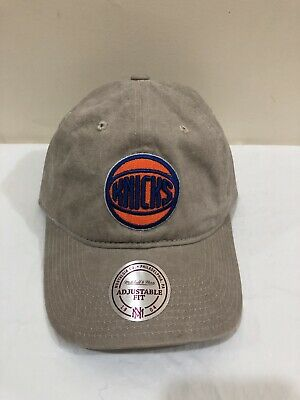 best sneakers a1c93 4e589 Mitchell   Ness Adjustable Fit Hat, New York Knicks