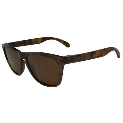 fbe21b41b2 Oakley 24-317 Frogskins Signature Series Koston Brown Bronze Mens  Sunglasses .