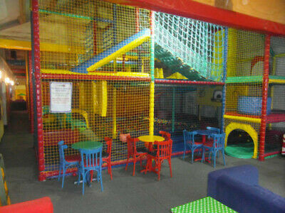 Indoor Soft Play Area, used, indoor play centre
