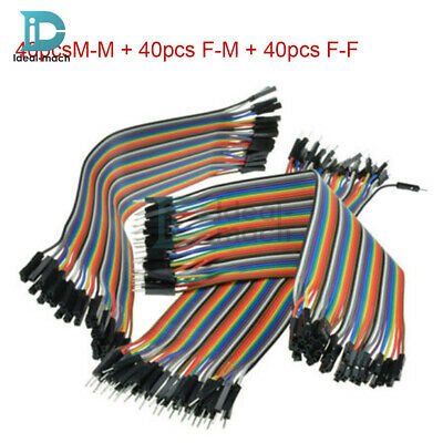 Multi Dupont Male to Female 10/20CM Breadboard Jumper Wire Cable Raspberry Pi