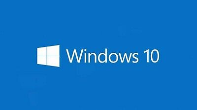Microsoft Windows 10 Professional Win 10 Pro ISO-DVD + ESD-Key64bit Vollversion