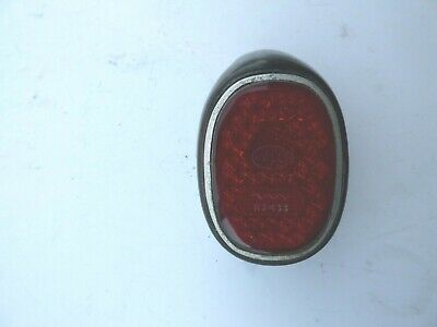 Hella K2438 Tail Light / Rear Light Housing - Nos - For Oldtimer Motorcycles