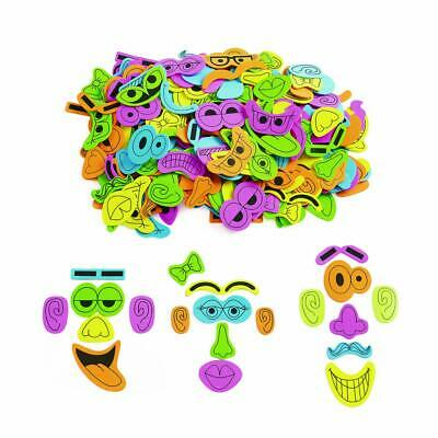 Funny Foam Face Makers - 300 Pieces