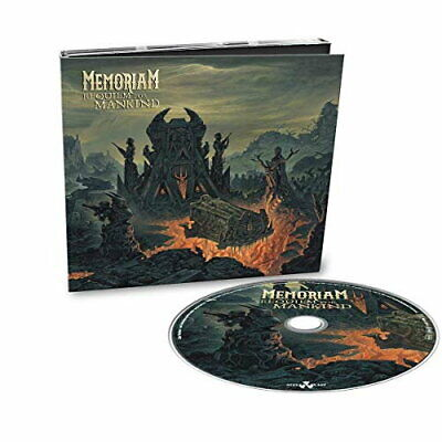 Memoriam - Requiem For Mankind (Limited Digipack CD) [New CD]