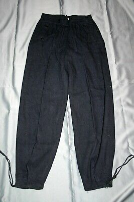Original Damen Hose BDM 2WK Trousers Slacks Winter Ski mode ca.1930/40er Gr. 38