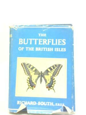 The Butterflies of the British Isles (Richard South - 1956) (ID:21634)