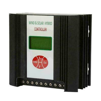 12V 150W 300W 400W Wind Solar Hybrid Charge Controller with LCD Display