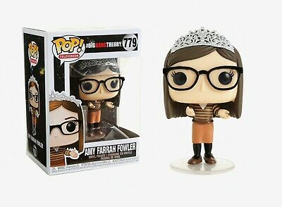 Funko Pop Television: The Big Bang Theory™ - Amy Farrah Fowler Figure #38581