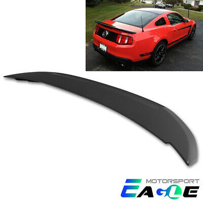 2010 2011 2012 2013 2014 Ford Mustang Spoiler Roush Style Wing 3 piece UNPAINTED