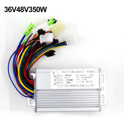 36/48V 350W Electric Bicycle E-bike Scooter Brushless DC Motor Speed Controller