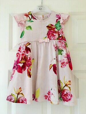 Hearty Gorgeous Ted Baker Outfit 3-6 Months Girls' Clothing (0-24 Months)