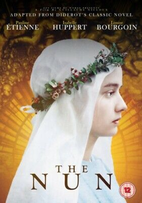 The Nun [DVD], 5055002558801