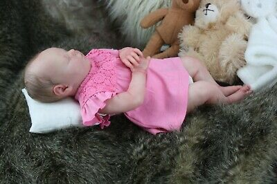 Macey by Bountiful Baby...Beautiful Reborn Baby Doll w/ COA!