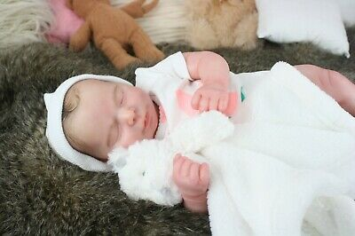Miya by Bountiful Baby...Beautiful Reborn Baby Doll w/ COA!