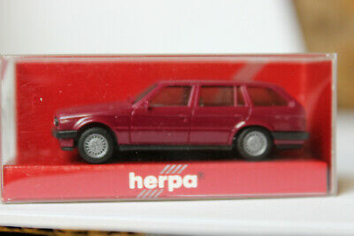 """Herpa BMW 3er Touring e30 /""""Herpa-H-Edition/"""" 1:87 #028714"""