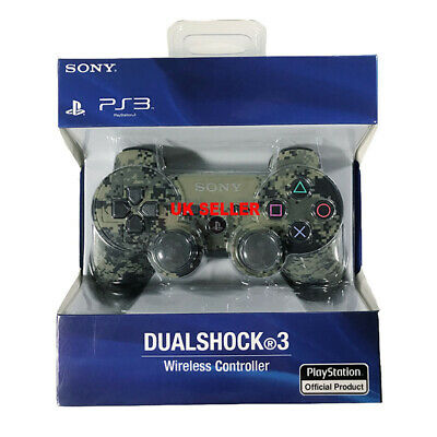 For Playstation 3 PS3 Wireless Dualshock Bluetooth Joystick Gamepad Controller