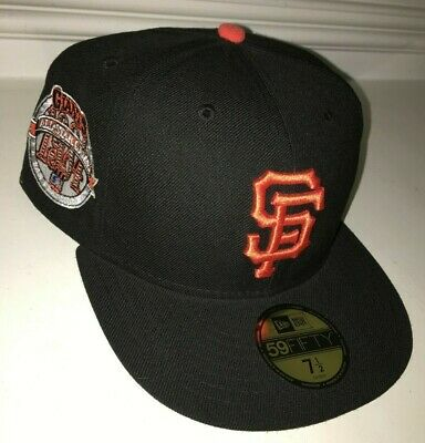 official photos 9f1a5 f24af NWT New Era 59FIFTY MLB SAN FRANCISCO GIANTS 1984 AS Authentic Cap Hat 7 1
