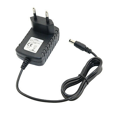 EU Plug AC DC Adapter for Dunlop Cry Baby GCB Wah Pedal Power Supply Cord