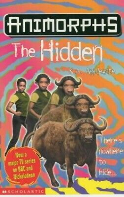 The Hidden (Animorphs) by Applegate, Katherine Paperback Book The Fast Free