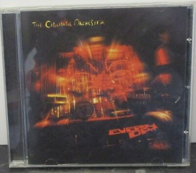 CINEMATIC ORCHESTRA - Every Day ~ CD ALBUM