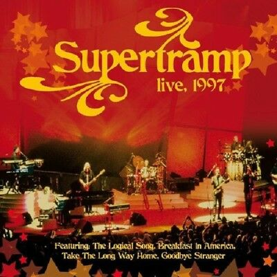 Supertramp Live 1997 CD NEW SEALED Breakfast In America/Logical Song/Cannonball+
