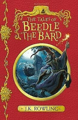 The Tales of Beedle the Bard by J. K. Rowling Paperback NEW Book