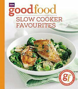 Good Food: Slow cooker favourites by Good Food Guides Paperback NEW Book