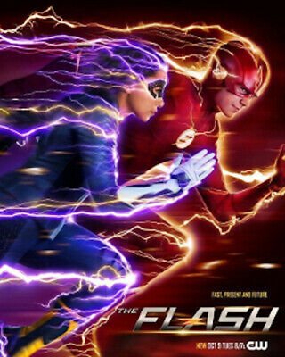 Brand New Sealed The Flash Season 5 DVD Box Set UK Free Postage