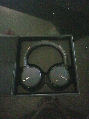 Sony WH-CH700N Wireless Bluetooth Noise Canceling Headphones - Black