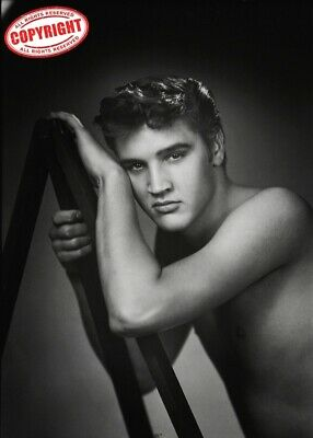 Photographie Elvis Presley  10 X 15 Cm - Photo Serie 1/6