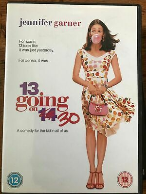 13 Going On 30 [2004] - Comedy DVD  Pre Owned Jennifer Garner