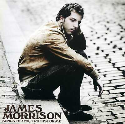 James Morrison - Songs For You, Truths For Me - New Cd!!