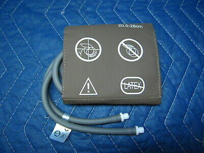18-26cm Reusable Small Adult Blood Pressure Cuff ~ Dual Tube with Screw Fittings