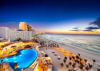 Moon Palace Elite/VIP (Mexico/Jamaica) 7 Day All Inclusive for 4 ppl from $2038