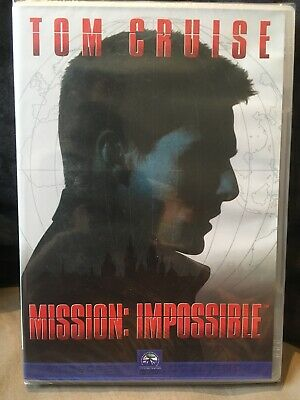 DVD - Mission Impossible 1 - Tom Cruise - Neuf Sous Blister