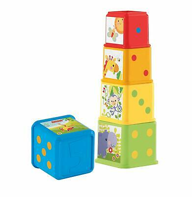 New Fisher Price Stack and Explore Blocks Free shipping