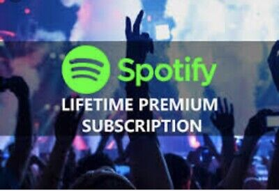 Music Spotify ⭐ Premium Lifetime ⭐upgrade Personal Exist Or New Account Worldwide ????