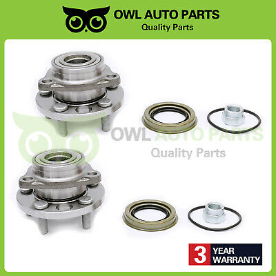 2 Front Wheel Bearing Hub for 95-05 Pontiac Sunfire Chevy Cavalier Buick 513017K