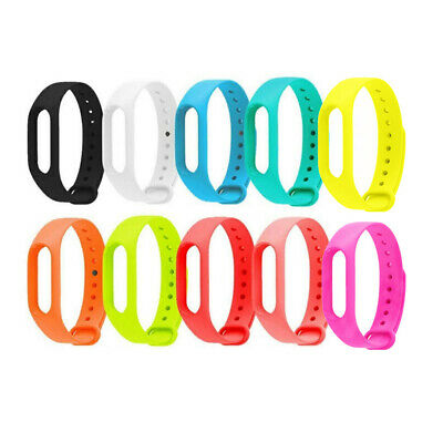 Replacement Silicone Watch Band Wristband Wrist Strap for M2/M3 Smart Bracelet