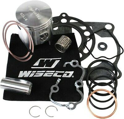 Wiseco Moto Top End Pistone W/ Kit Guarnizione 49MM Stock Compressione PK1188