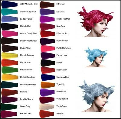 Manic Panic High Voltage  Cream Formula Classic Hair Color 118ml - All Colours