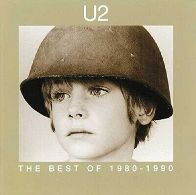 U2 Best Of 1980-90 CD I Still Haven't Found What I'm Looking For/New Year's Day+