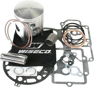 Wiseco Moto Top End Pistone W/ Kit Guarnizione 66.4MM Stock Compressione PK1288