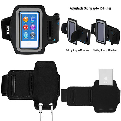 Running & Exercise Workout Armband Case For Ipod Nano 8Th 7Th Generation Devices