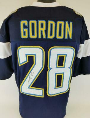 0b24942c NIKE MEN'S LOS Angeles Chargers Melvin Gordon Game Jersey Navy Blue ...
