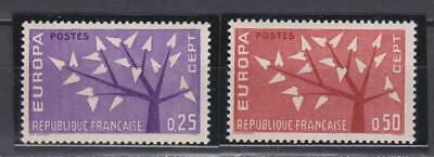F857 -  France Stamps 1962 Europa Cept Mnh