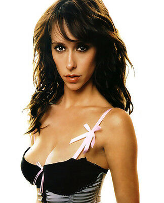 4x6 GLOSSY PHOTO actress JENNIFER LOVE HEWITT sexy busty in lingerie ~ candid #1