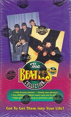 The Beatles Collection 1993 River Group Card Box Of 36 Packs