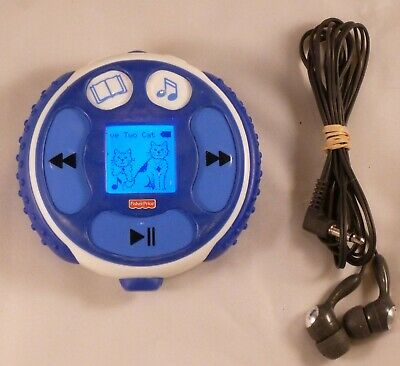 Fisher Price Kid Tough FP3 Music & Story Player # K3420 w Earbuds Bundle